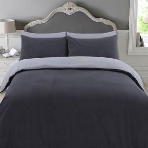 Brushed Cotton Complete Set - Grey
