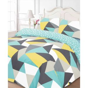 Geometric Multi Duvet Set