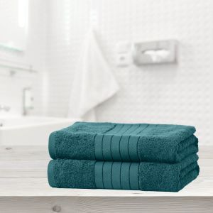 2pc Towel Bale - Teal